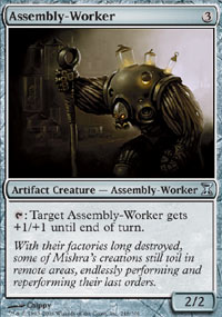 Assembly-Worker - Time Spiral