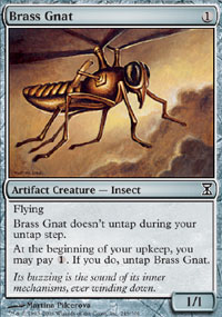 Brass Gnat - Time Spiral