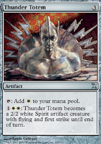 Thunder Totem - Time Spiral