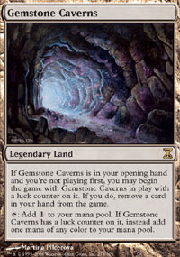 Gemstone Caverns - Time Spiral