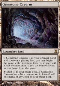 Gemstone Caverns - Time Spiral