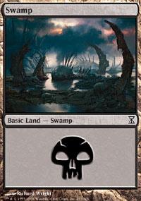 Swamp 4 - Time Spiral