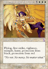 Akroma, Angel of Wrath - Time Spiral
