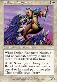 Defiant Vanguard - Time Spiral