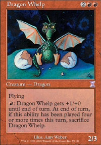Dragon Whelp - Time Spiral