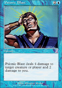 Psionic Blast - Time Spiral