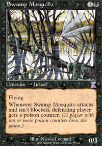 Swamp Mosquito - Time Spiral