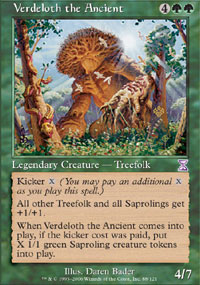 Verdeloth the Ancient - Time Spiral