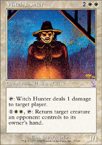 Witch Hunter - Time Spiral