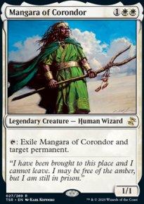 Mangara of Corondor - Time Spiral Remastered