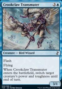 Crookclaw Transmuter - Time Spiral Remastered