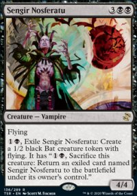 Sengir Nosferatu - Time Spiral Remastered