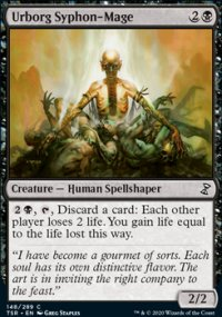 Urborg Syphon-Mage - Time Spiral Remastered