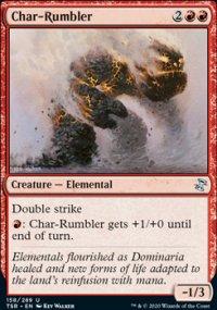 Char-Rumbler - Time Spiral Remastered