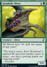 Gemhide Sliver - Time Spiral Remastered