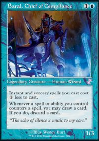 Baral, Chief of Compliance - Time Spiral Remastered