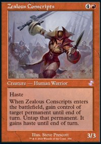 Zealous Conscripts - Time Spiral Remastered