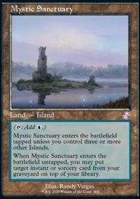 Mystic Sanctuary - Time Spiral Remastered