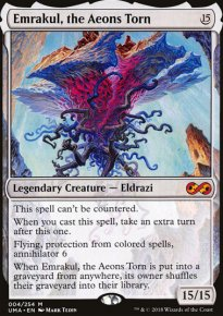 Emrakul, the Aeons Torn -