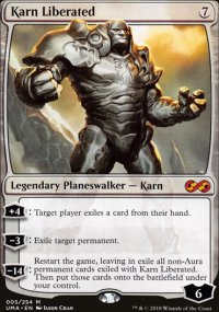 Karn Liberated - Ultimate Masters