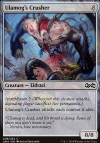 Ulamog's Crusher - Ultimate Masters