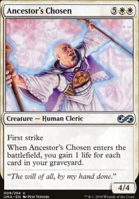 Ancestor's Chosen - Ultimate Masters