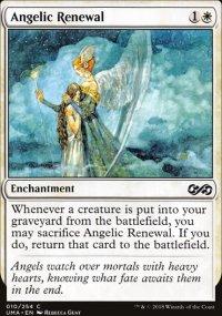 Angelic Renewal -