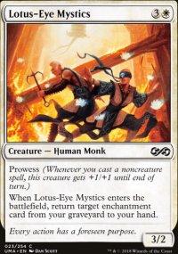 Lotus-Eye Mystics -
