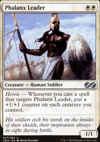 Phalanx Leader -
