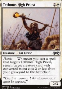 Tethmos High Priest - Ultimate Masters