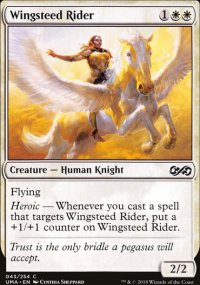 Wingsteed Rider - Ultimate Masters