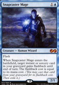 Snapcaster Mage - Ultimate Masters