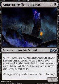Apprentice Necromancer -