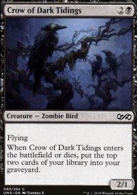 Crow of Dark Tidings -