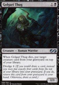 Golgari Thug -