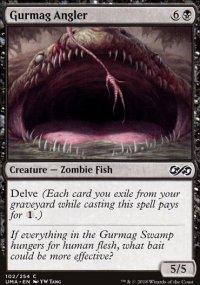 Gurmag Angler -