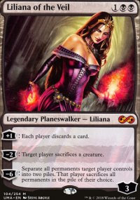 Liliana of the Veil - Ultimate Masters