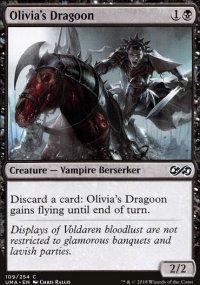Olivia's Dragoon -