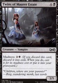 Twins of Maurer Estate -