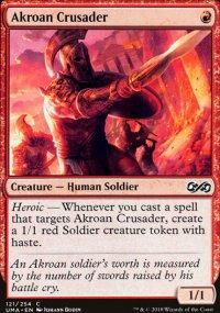 Akroan Crusader -