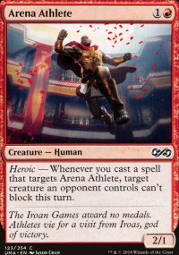 Arena Athlete - Ultimate Masters