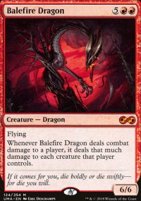 Balefire Dragon - Ultimate Masters