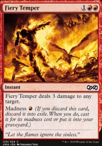 Fiery Temper - Ultimate Masters