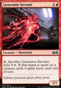 Generator Servant -