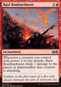 Raid Bombardment -