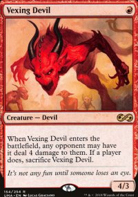 Vexing Devil - Ultimate Masters