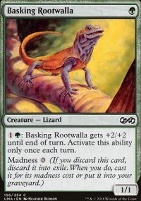 Basking Rootwalla - Ultimate Masters