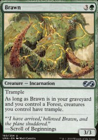 Brawn - Ultimate Masters