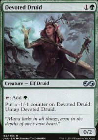 Devoted Druid - Ultimate Masters