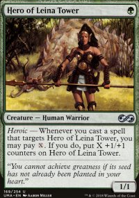 Hero of Leina Tower - Ultimate Masters